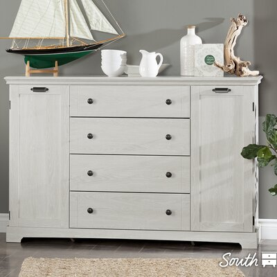 Avilla 4 Drawer Dresser