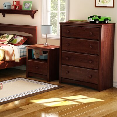 Sweet Morning 4 Drawer Chest