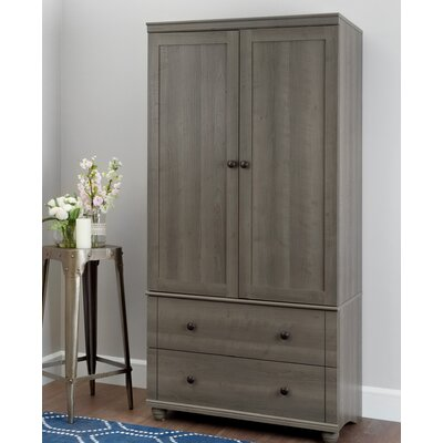 Hopedale Storage Armoire with 2 Drawer