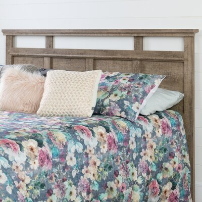 Versa King Panel Headboard Finish: Weathered Oak