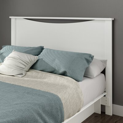 Gramercy Full/Queen Panel Headboard Color: Pure White