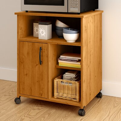 Fiesta Microwave Cart Base Finish: Country Pine