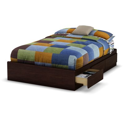 Willow Storage Platform Bed