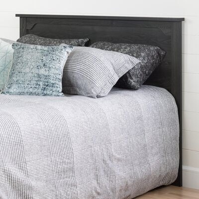 Fusion Panel Headboard Color: Gray Oak