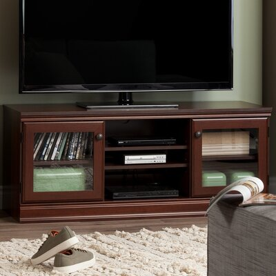 Haston 53.5 TV Stand Color: Royal Cherry