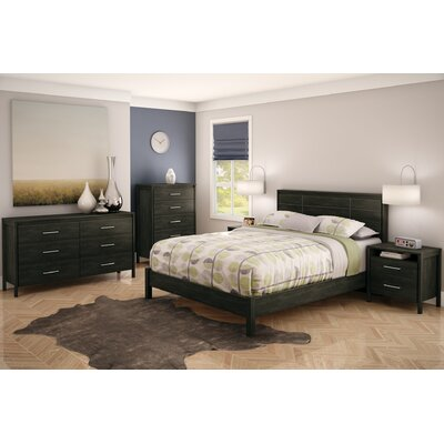 Gravity Queen Platform Customizable Bedroom Set