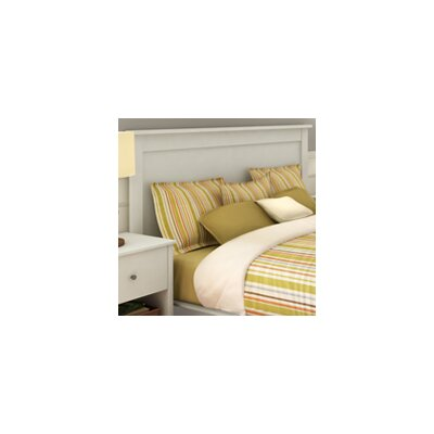 Vito Full/Queen Panel Headboard Color: Pure White