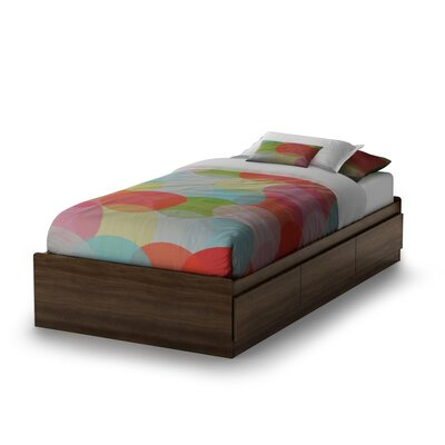 Cheap Sebastian Distressed Twin Mates Bed Box (TH2538)