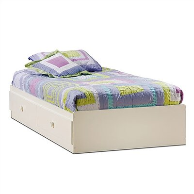Cheap Sand Castle Mates Bed Box Finish: Pure White (TH1711_7030483)