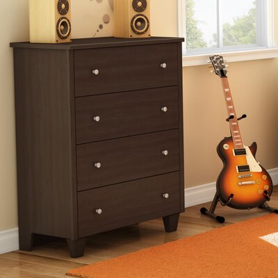 Clever Room 4-Drawer Chest
