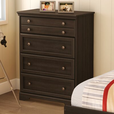 Sebastian 4-Drawer Chest