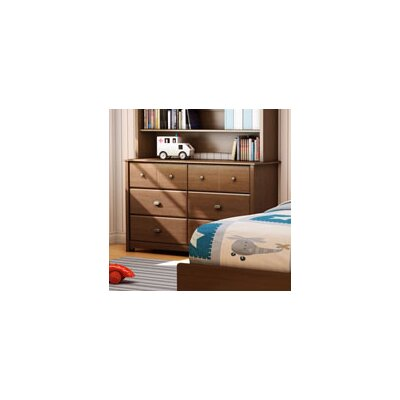 Furniture leasing Willow Double 6-Drawer Dresser...