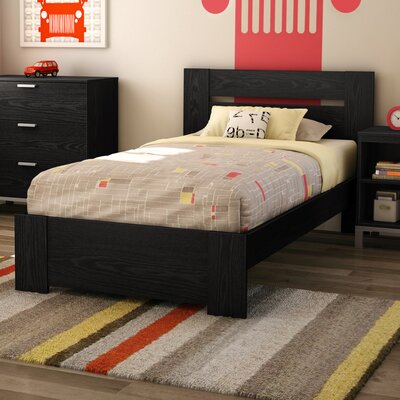 Buy Low Price Oeuf Sparrow Twin Bed In Gray Ouf1146