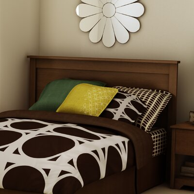 Vito Full/Queen Panel Headboard Color: Sumptuous Cherry