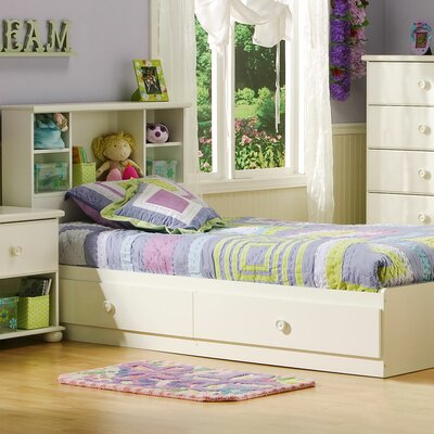 Easy financing Sand Castle Twin Mates Bed...