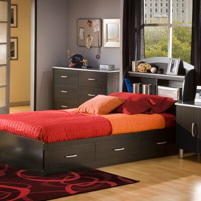 Lexington Twin Captain Bed with Storage
