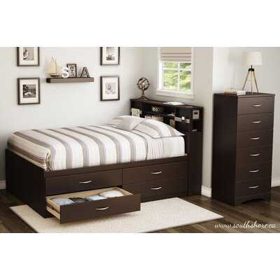 Step One Platform Customizable Bedroom Set