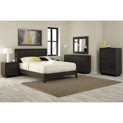 Fynn Platform Customizable Bedroom Set