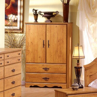 Easy financing Huntington Armoire...