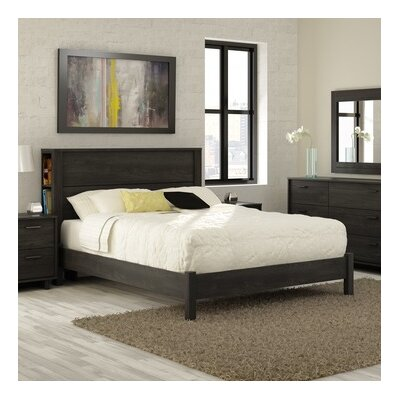 Buy Low Price South Shore Fynn Full Platform Bedroom Collection Bedroom Set Mart