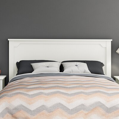 Fusion Panel Headboard Finish: Pure White