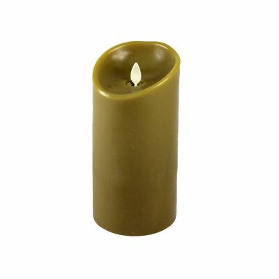 Scented Flameless Candle Size: 5.75
