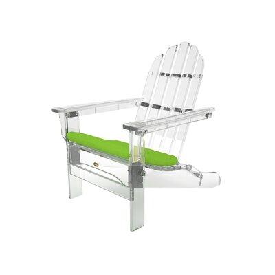 Trex Outdoor Sunbrella Seat Cushion Fabric: Macaw