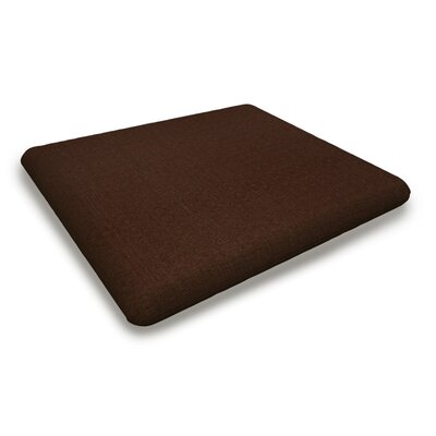 Trex Outdoor Seat Cushion Fabric: Chili