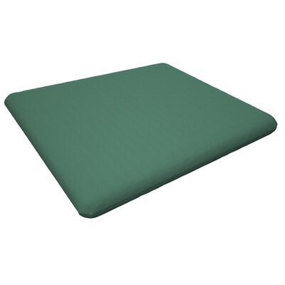 Trex Outdoor Seat Cushion Fabric: Spa