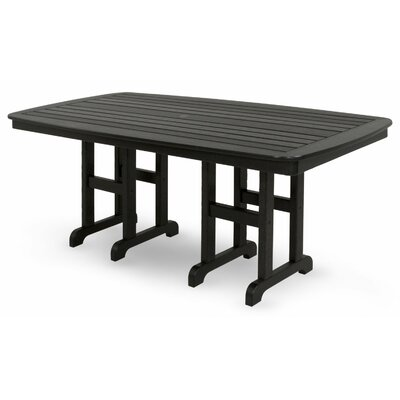 Trex Outdoor Yacht Club Dining Table - Color: Classic White at Sears.com