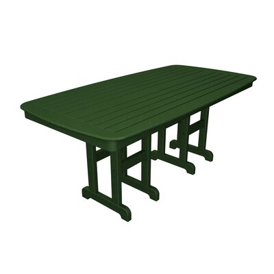 Treoutdoor Yacht Club Dining Table Rainforest Canopy picture