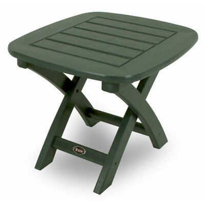 Trex Outdoor Yacht Club Side Table - Color: Rainforest Canopy at Sears.com