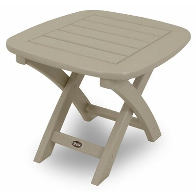 Trex Outdoor Yacht Club Side Table - Color: Sand Castle at Sears.com