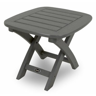 Trex Outdoor Yacht Club Side Table - Color: Stepping Stone at Sears.com