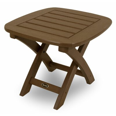 Trex Outdoor Yacht Club Side Table - Color: Tree House at Sears.com