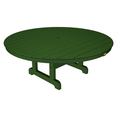 Cape Cod Chat Table Table Size: 48, Finish: Rainforest Canopy