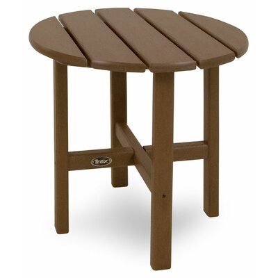 Trex Outdoor Cape Cod Round Side Table - Color: Tree House at Sears.com