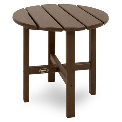Trex Outdoor Cape Cod Round Side Table - Color: Vintage Lantern at Sears.com