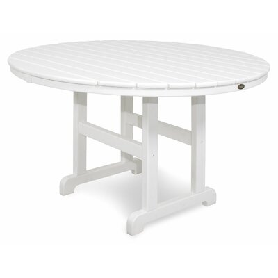 Monterey Bay Dining Table Finish: Classic White, Table Size: 48