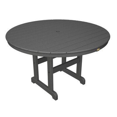 Monterey Bay Dining Table Finish: Stepping Stone, Table Size: 48