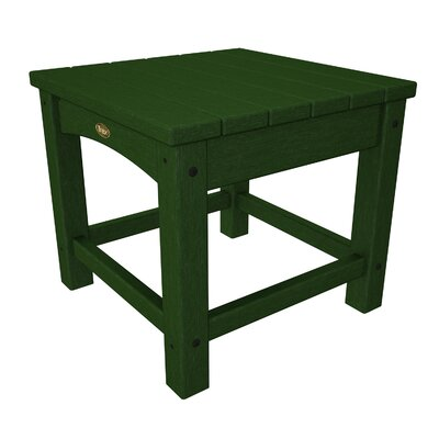 Rockport Club Side Table Finish: Rainforest Canopy
