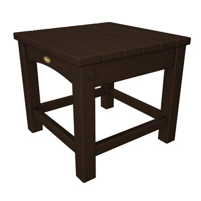 Rockport Club Side Table Finish: Vintage Lantern