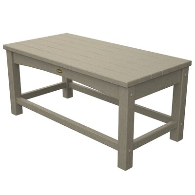 Rockport Club Coffee Table Finish: Sand Castle