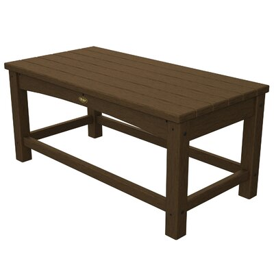 Rockport Club Coffee Table Finish: Tree House