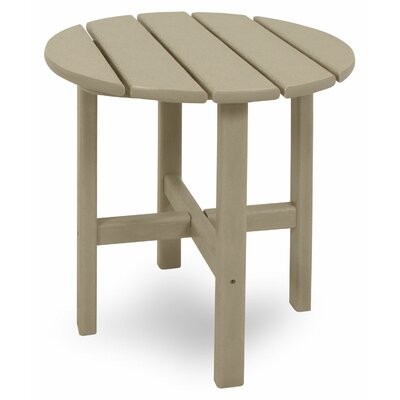 Classics Side Table Finish: Sand