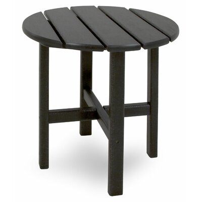 Classics Side Table Finish: Black