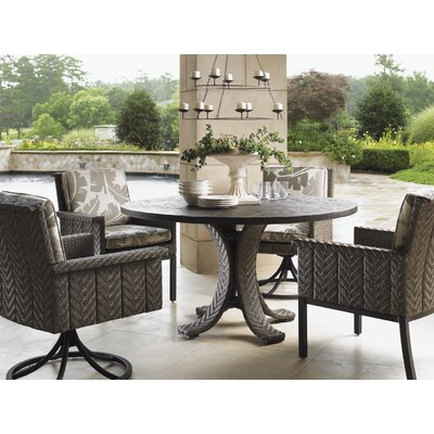 Blue Olive 5 Piece Dining Set