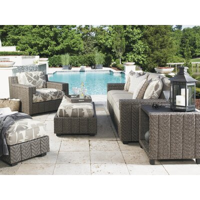 View Olive Seating Group Cushions Blue - Product image - 3542