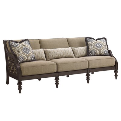 Royal Kahala Patio Sofa Cushions 183 Product Pic