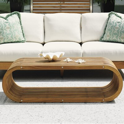 Tres Chic Coffee Table
